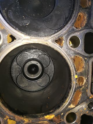 pistones, cigüeñal, bomba aceite Rover 75 2003