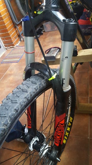 Horquilla bicicleta.220 solo esta semana