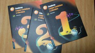 Lengua Superpixepolis cuadernillo sexto