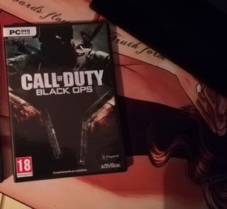 juego pc call of duty black ops