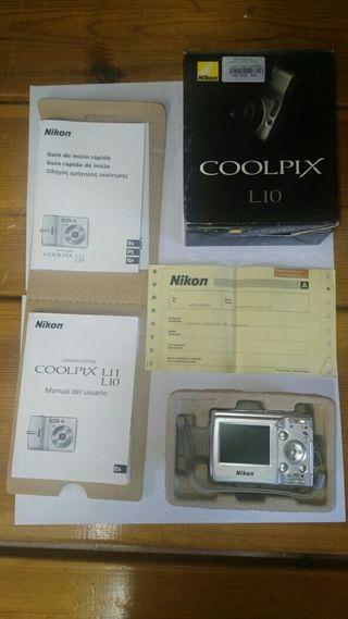 Oferta Camara de fotos Nikon