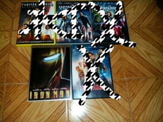 DVDs MARVEL