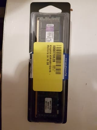16 gb ram Ecc ddr3 servidores Kingston