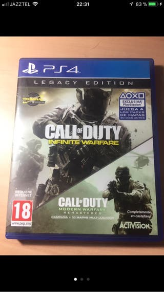 Call of duty infinity