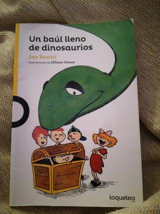 libro de lectura primaria