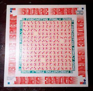 Square Spirit