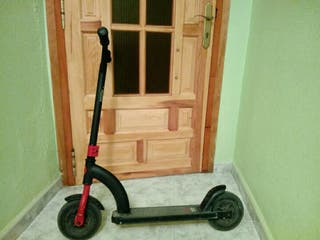Patinete oxelo dirt scooter