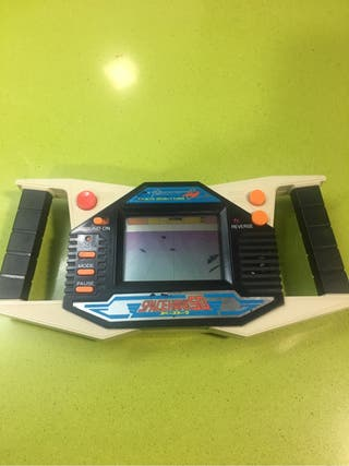 Game watch space hawk 50 de Bandai,casio,Nintendo,sega