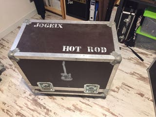 Flightcase fender hot rod
