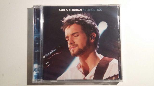 Cd Pablo Alboran precintado