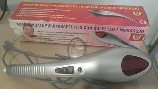 Auto-Masaje con luz infrarojo 15 euros
