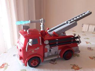 "camion bomberos ""Cars"""