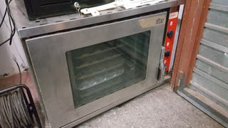 horno pan de 5 bandejas