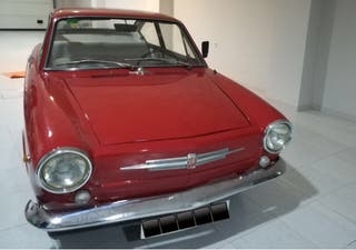 SEAT 850 COUPE 1968