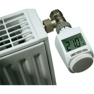 Válvula termostatica ((wifi))* radiador