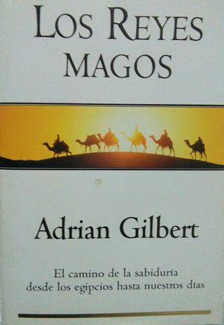 Libro los reyes magos, adrian gilbert