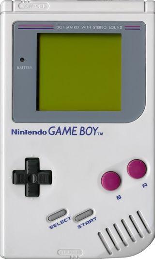 Consola nintendo game boy