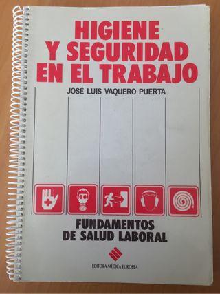 Libro Higiene y Seguridad Trab