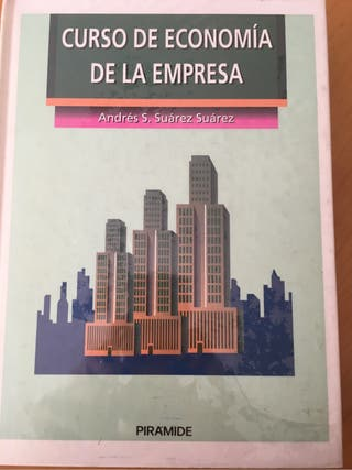 Libro economía empresa
