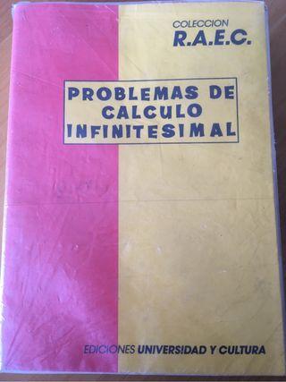 Libro problemas de cálculo inf