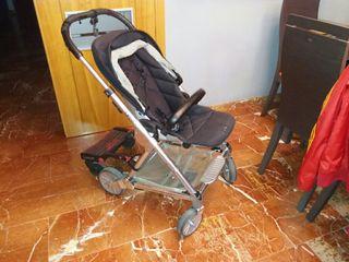 Carro de bebe Urbo.Capazo de bebe y silla de paseo
