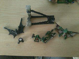 Lanzagoblins Warhammer