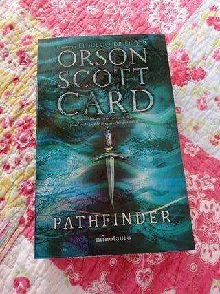 Libro Pathfinder, de Orson Scott Card