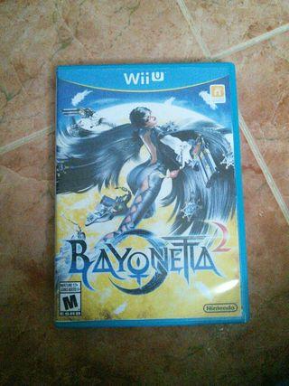 Juego Wii U Nintendo Bayonetta 2