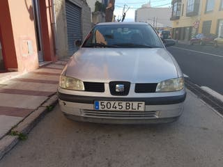 Seat Ibiza 2001 negociable