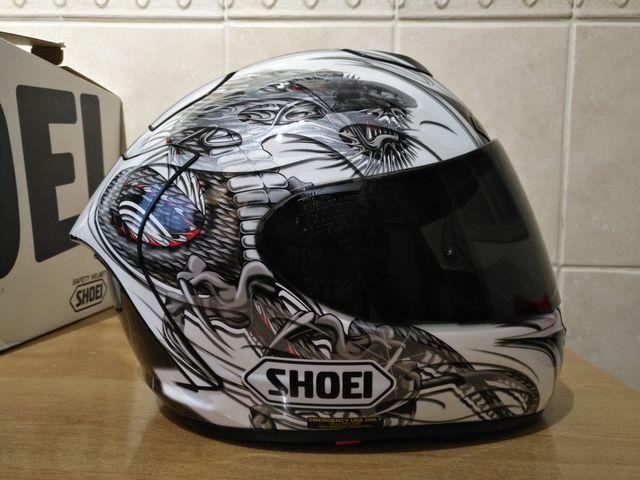 Casco moto Shoei x-spirit II