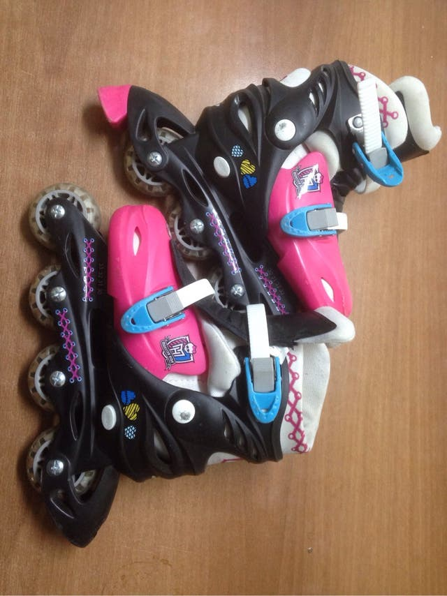 Patines en linea Monster High