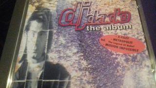 Dj Dado the album cd remember 90