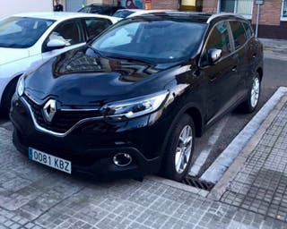 Renault Kadjar 2017 tech road