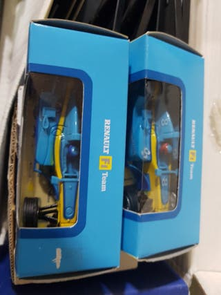 Scalextric sin usar