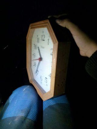 Reloj de parez