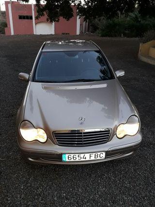 Mercedes-Benz Clase C 270cdi. Avantgarde. 1996