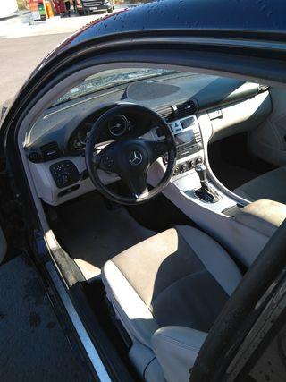 Mercedes-benz Clase CLC 2009 2'2 150 CV automático