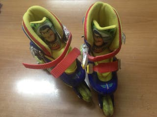 Patines 3 Ruedas Toy Story