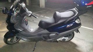 Piaggio X9 125 Evolution