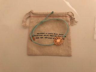 Mandala rose gold bracelet