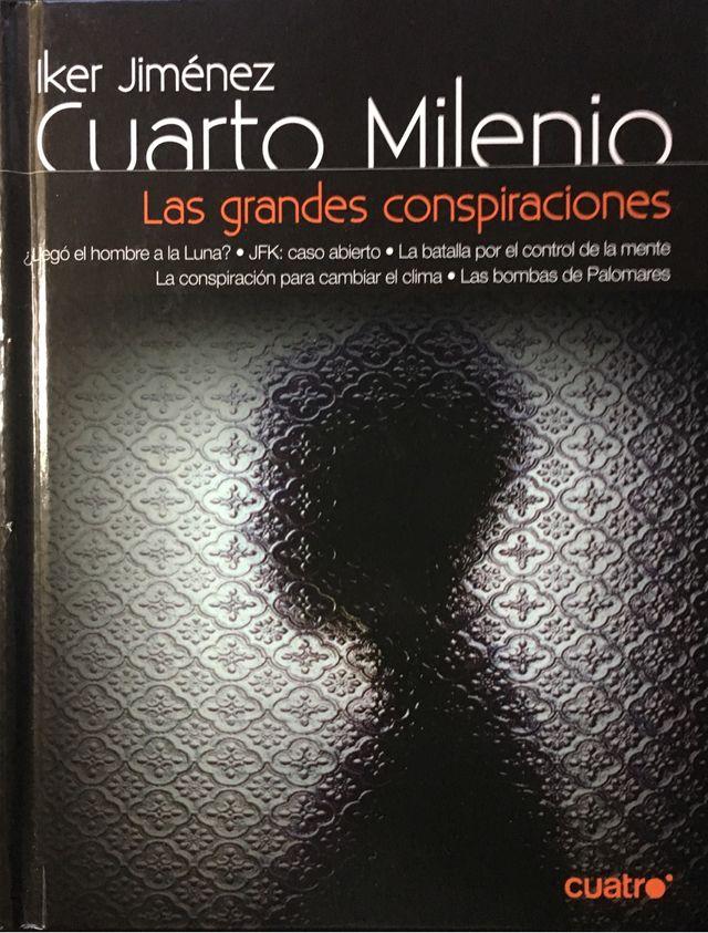 DVD Cuarto Milenio 4. Iker Jiménez de segunda mano por 49 € en ...