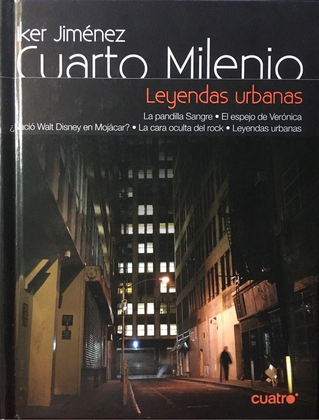 DVD Cuarto Milenio 7. Iker Jiménez de segunda mano por 49 € en ...