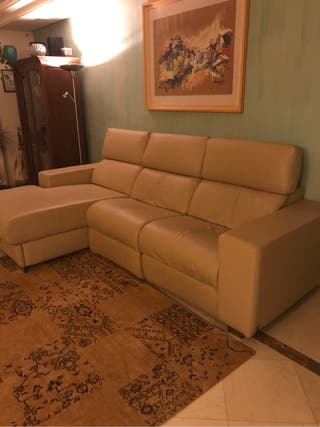SUPER OFERTA !!!SÚPER OFERTA SOFA ITALIANO VITELLO