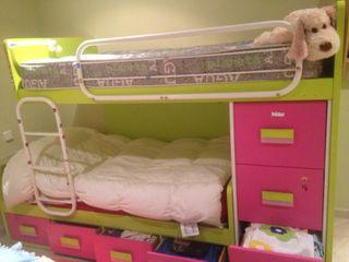 Dormitorio Infantil Litera