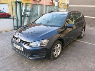 Volkswagen Golf Variant Advance DSG Tdi 150 '15