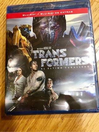 Transformers 5 Blu-Ray