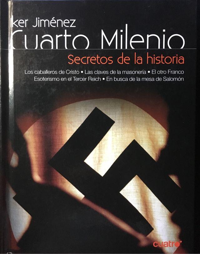 DVD Cuarto Milenio 8. Iker Jiménez de segunda mano por 49 € en ...