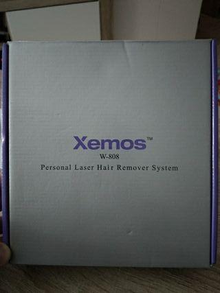 depiladora laser xemos w-808