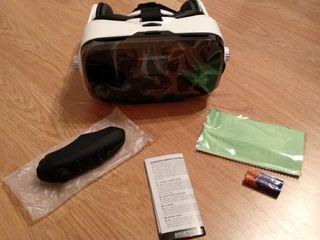 Gafas VR 3D Juguetronica