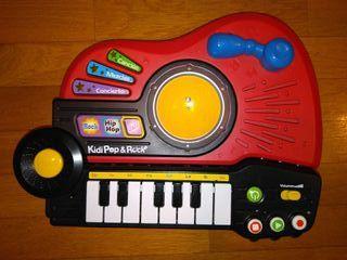 Instrumento musical 3 en 1